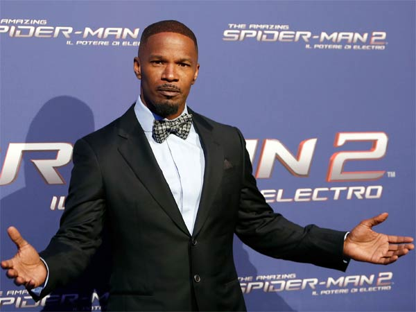 Jul 30 (TheWrap.com) - Jamie Foxx might be hitting the bag in preparation to play Mike Tyson in an upcoming biopic, according to the former heavyweight champion of the world.