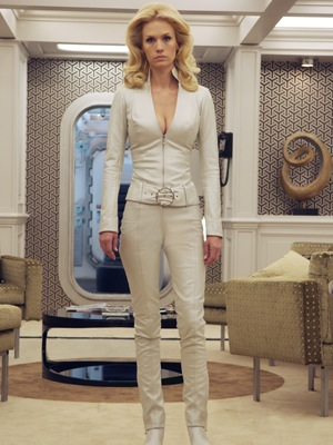 January Jones in &acute;X-Men: First Class&acute;<br />