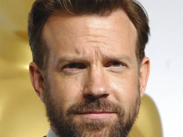 Jason Sudeikis, The 86th Annual Academy Awards Press Room