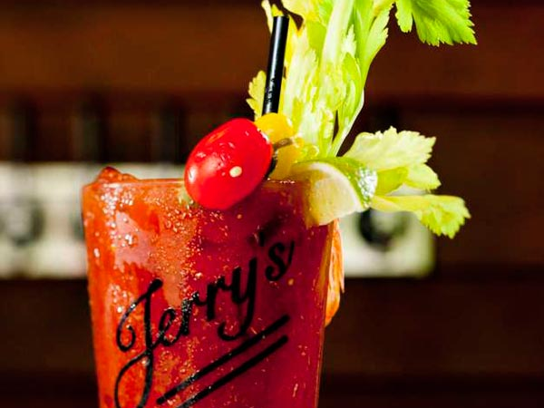Bloody Jerry as served at Jerry´s Bar, 129 W Laurel St., Northern Liberties, Philadelphia.  Photos taken August 21, 2013.  ( DAVID M WARREN / Staff Photographer )