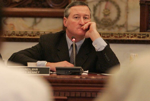 Councilman Jim Kenney sent a letter to Thomas Knudsen, the chief recovery officer for the School District, about his budget concerns.