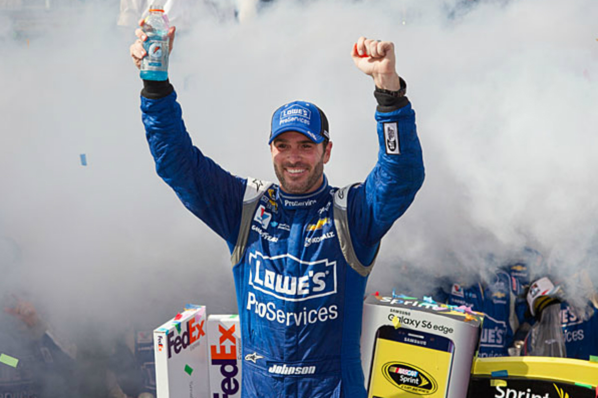 Jimmie Johnson out to add to record 10 wins at Dover