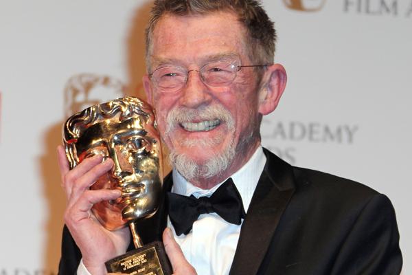 Actor Sir John Hurt died at age 77.