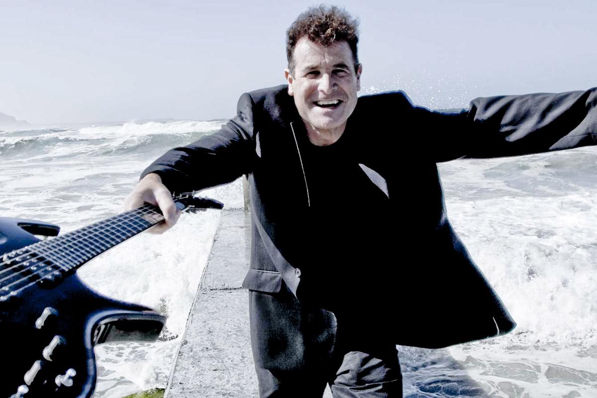 South African Musician Johnny Clegg Brings His Joyful