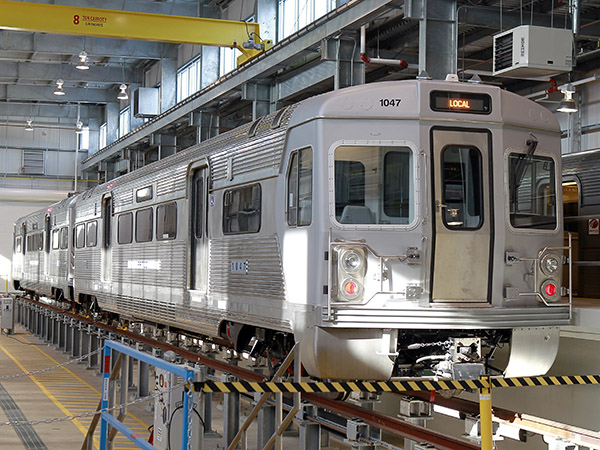 patco finally to premiere refurbished cars