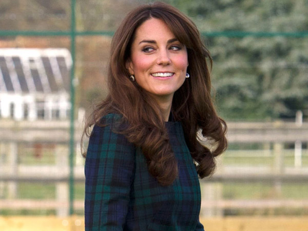 Kate Middleton turns 32.