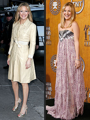 Kate Hudson is No. 1 on People´s Top 10 Best Dressed List. Who´s On Your List?