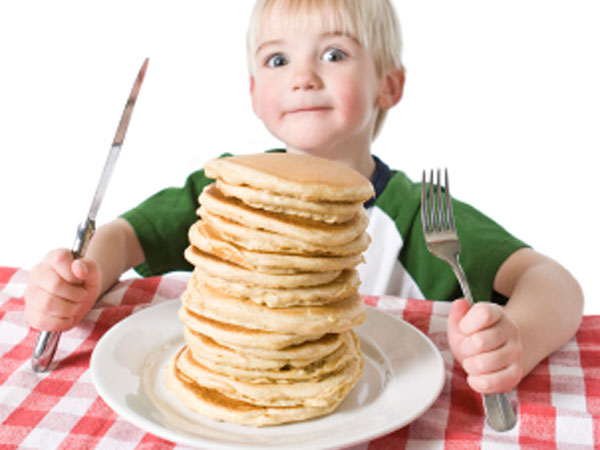 Is The Size Of The Plate Making Your Child Overweight