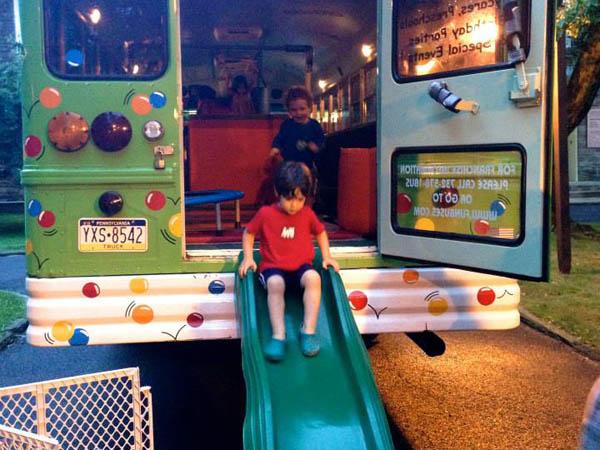 Abington Art Center´s KidFest features an evening´s worth of family-friendly activities. (Photo via Facebook)