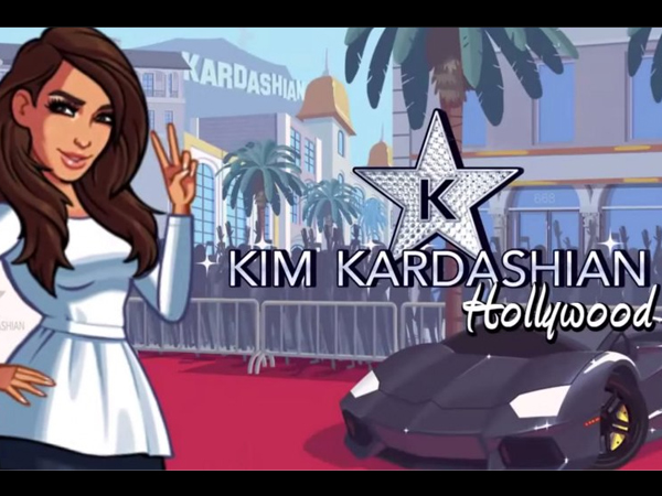 Kim Kardashian´s mobile game could earn $20 million in 2014.