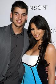 Kim K. stacks the deck for brother Rob