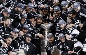 The ratings´ cup for the Los Angeles Kings´ doth not runneth over