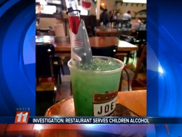 Joe S Crab Shack Mistakenly Served Booze To Group Of Young