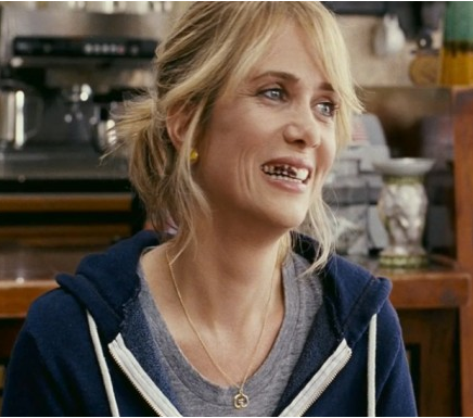 "A Wiig-y smile for ""Bridesmaid"" Oscar nod."