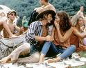 """Viggo Mortenson, """"The Blouse Man,"""" snogs Diane Lane, married woman, at Woodstock in """"A Walk on the Moon."""""""