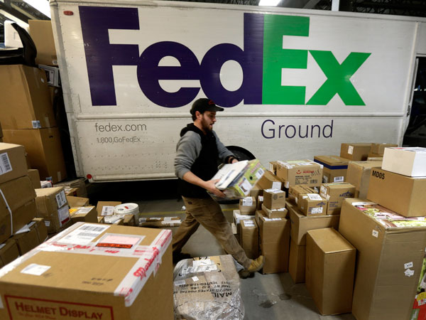 fedex ups rush to deliver late christmas packages post holiday philly. Black Bedroom Furniture Sets. Home Design Ideas