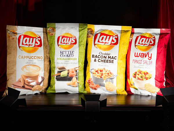 The four flavors competing for a spot on grocers´ shelves and $1 million.