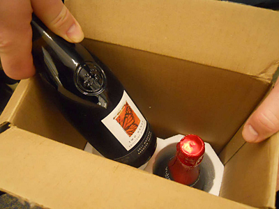 The Pennsylvania Liquor Control Board is allowing shipments to consumers´ homes under a pilot program started last week.