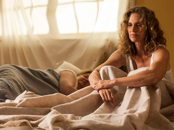 "Amy Brenneman in  ""The Leftovers."""