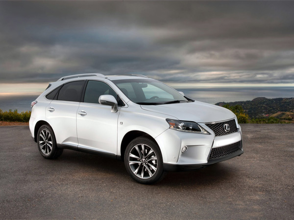 The 2014 Lexus RX 350 is the latest iteration of the luxury SUV introduced in 1998. (Lexus/MCT)