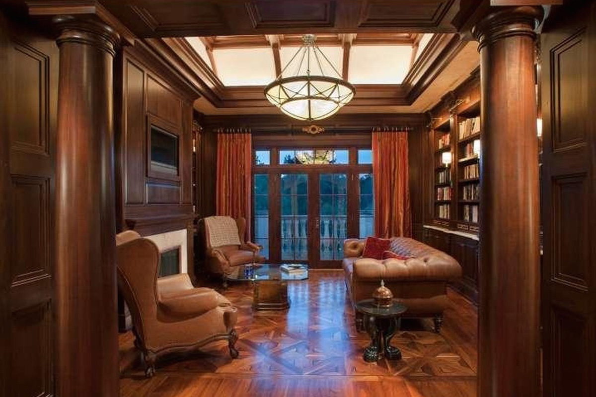 For sale: 3 cozy private libraries