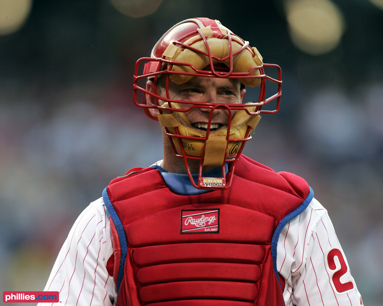 Mike Lieberthal will retire a Phillie on June 1.