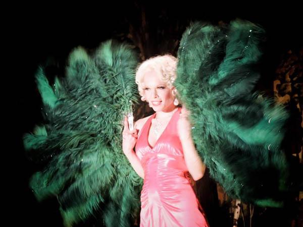 Catch a burlesque show tonight at Ruba Ballroom. (Photo via Facebook)