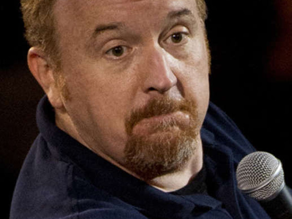 LOUIS C.K.: OH MY GOD. photo: Kevin Mazur