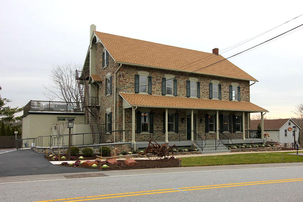 Mainland Inn, 17 Mainland Rd., Harleysville.
