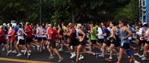 The Rock ´n´ Roll Philadelphia Half Marathon on Sept. 17. (Gianna Vadino / Staff Photographer )