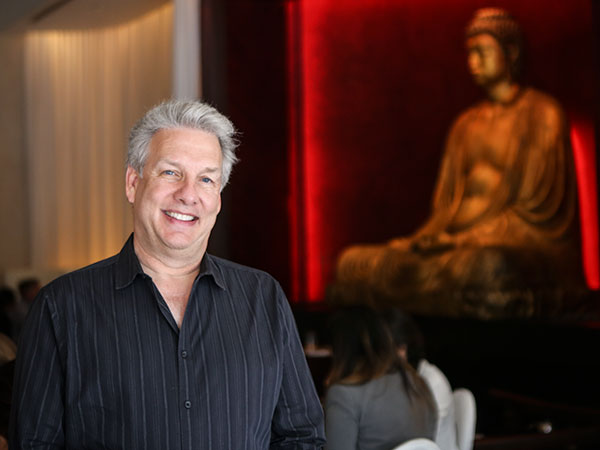 TV host Marc Summers at Buddakan, April 14, 2014.