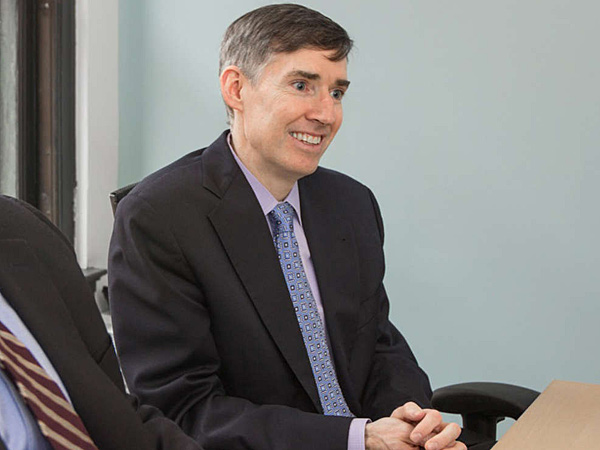 Mark Gleason, executive director of the Philadelphia School Partnership.