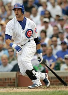 Mark DeRosa, a former quarterback at Penn, could be headed to the Phillies in a three-team trade.