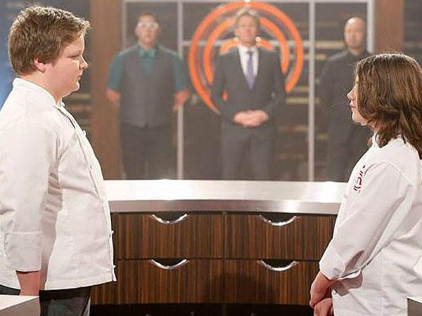 West Deptford´s Andrew will compete against Nathan in the finals of ´MasterChef Junior´ tomorrow night.