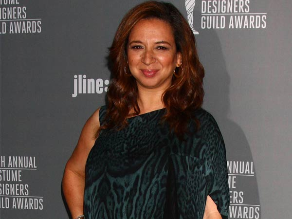Maya Rudolph, 15th Annual Costume Designers Guild Awards at the Beverly HIlton Hotel.