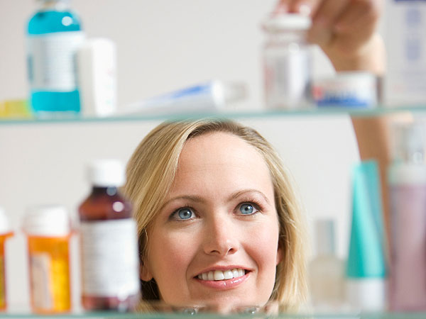 Did you know that keeping medicines in your bathroom medicine cabinet could speed up deterioration?