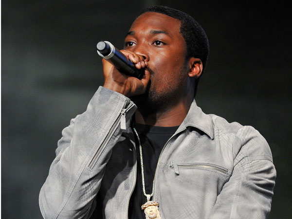 Rapper Meek Mill performs onstage at the 25th Annual ASCAP Rhythm & Soul Music Awards honoring the songwriters and publishers of the most performed ASCAP songs on the 2011 R&B/Hip-Hop, Rap and Gospel charts at the Beverly Hilton Hotel on June 29, 2012 in Beverly Hills, California. (Photo by Bucci/PictureGroup)