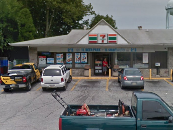 A Mega Millions ticket sold at a Norristown 7-Eleven won $1 million in the Feb. 21, 2014, drawing. It matched the first five number drawn, but not the Mega Ball.