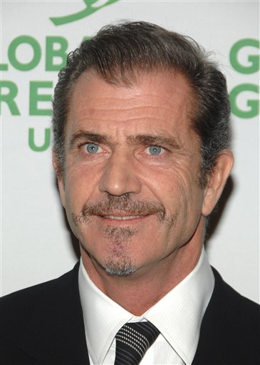 Mel Gibson, not a noted philosemite