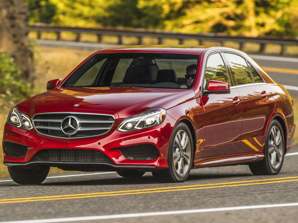 The 2014 Mercedes-Benz E250 is part of a full range of E-Class body styles, including a coupe, cabriolet, sedan and wagon with all-wheel drive. (Greg Jarem/Mercedes-Benz USA/MCT)