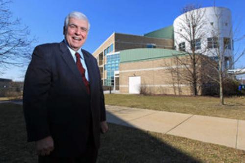 Robert C. Messina (Photo by Michael Bryant/Staff Photographer)