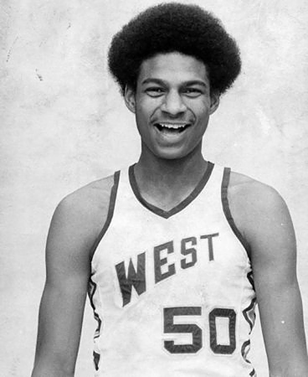 Philadelphia basketball great Michael Brooks and the son he never met