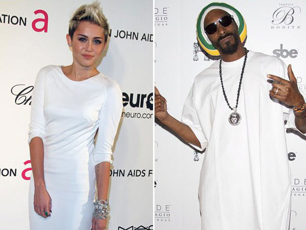 This odd couple has teamed up for a track off of Snoop Lion´s latest album.