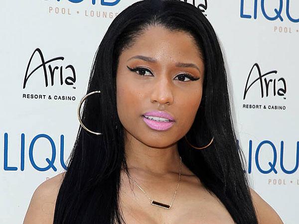 Nicki Minaj, Nicki Minaj hosts Memorial Day celebration at Liquid Pool Lounge within the ARIA Resort & Casino Las Vegas. (WENN.com)