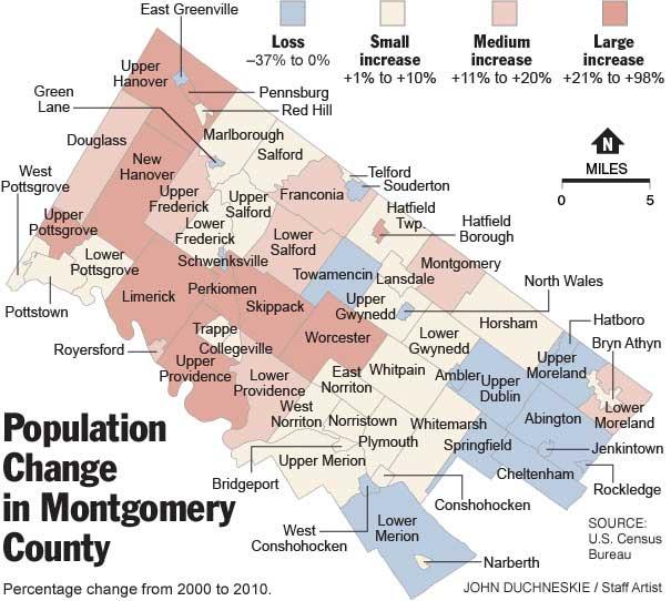 Montgomery County Zip Code Map Images