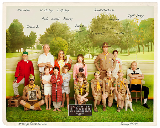 "The ""Moonrise Kingdom"" club."