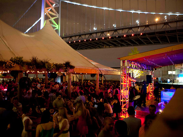 "Zahav´s ""Down the Shore"" party is heading to Morgan´s Pier this summer. (Photo by Dan Murphy)"