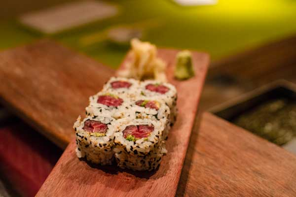 Play around with different fillings and create your own signature roll.