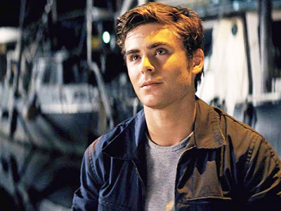 Zac Efron plays a subdued and earnest Charlie St. Cloud, haunted by tragedy.