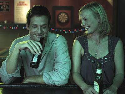 "Josh Hopkins and Samantha Mathis star in ""Lebanon, Pa."""